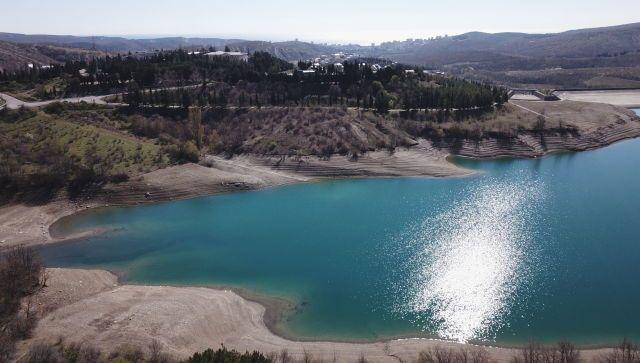 Как выглядит сегодня самое глубокое водохранилище Крыма – видео