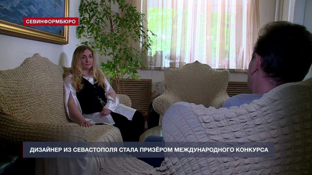 Севастопольская фэшн-дизайнер стала призёром Международного конкурса