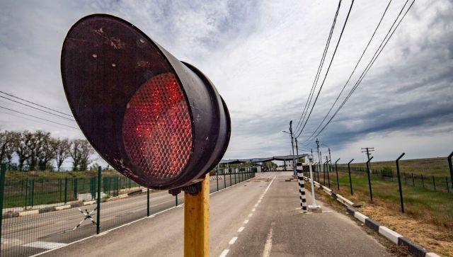 Как Россия в Крыму укрепляет границу с Украиной