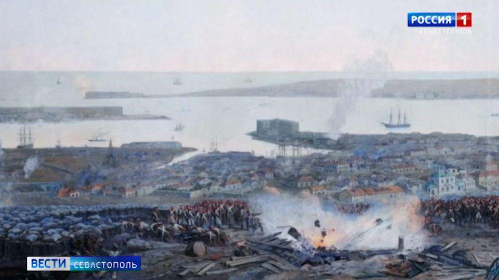 Панорама «Оборона Севастополя» отмечает юбилей