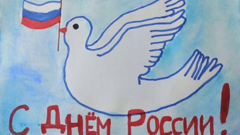 Онлайн-конкурс детского рисунка «Моя Россия» проводит Крымский этнографический музей