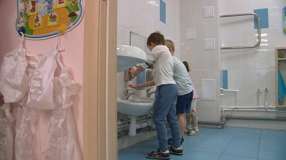 Детские сады Севастополя продолжат работу в дежурном режиме до 15 июня