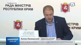Количество инфицированных в Крыму растет: за сутки 8 человек