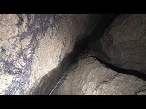 В Крыму обнаружили пещеру глубиной более ста метров, в которую не ступала нога человека