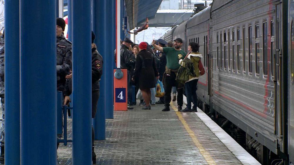 РЖД отменила социальную дистанцию в поездах дальнего следования