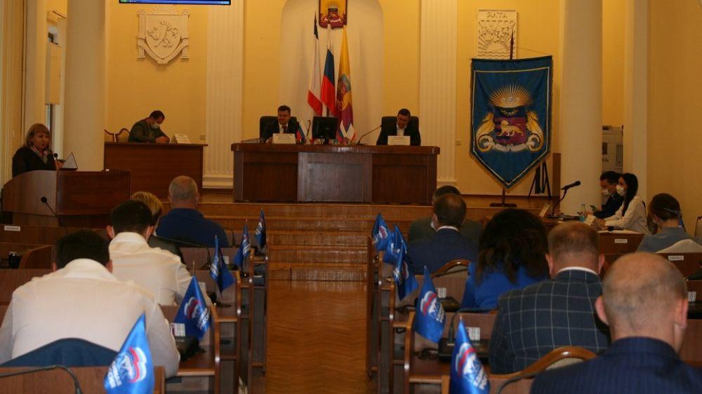 В Ялте состоялась внеочередная сессия горсовета