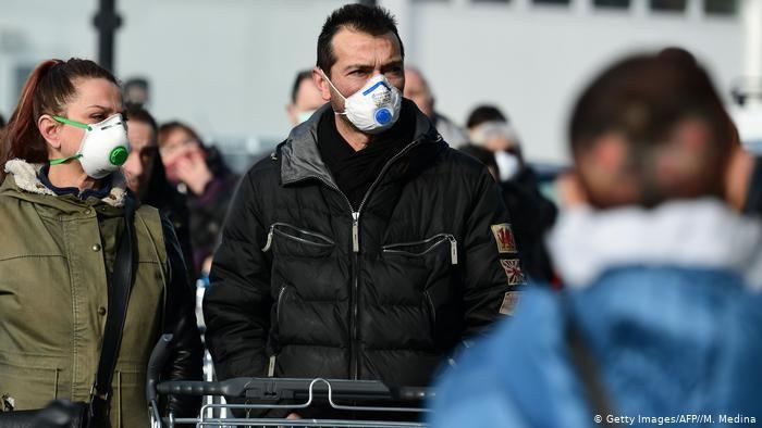 В Крыму запретили массовые мероприятия