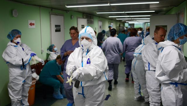 Россия потратит на борьбу с коронавирусом более 500 миллиардов рублей