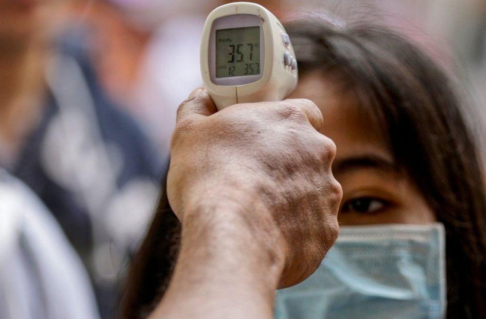 Всем приезжим в Крыму будут измерять температуру
