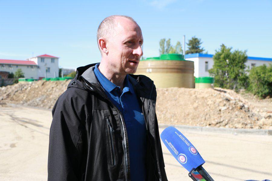 В Любимовке оперативно откачали воду из затопленного во время дождя частного дома
