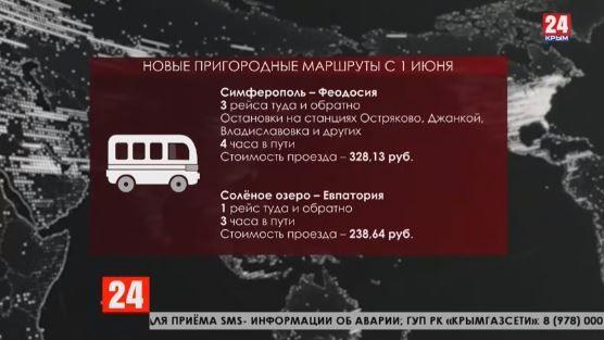 С 1 июня на линию между Симферополем и Феодосией выйдут трёхвагонные дизель-электропоезда