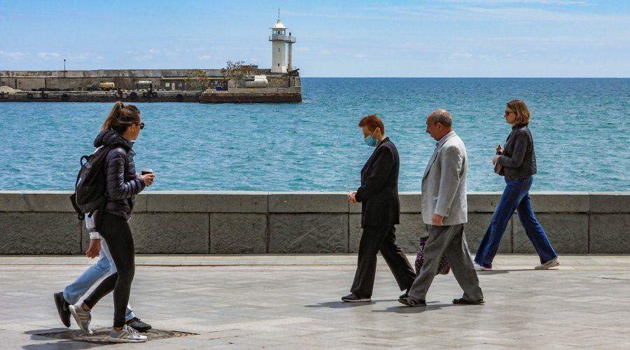 В Крыму запустят электронную систему учета туристов