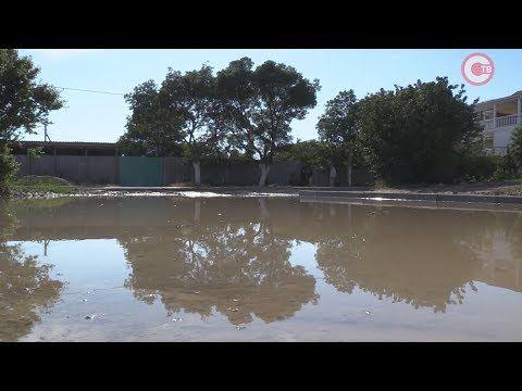 В Любимовке затопило частный дом (СЮЖЕТ)