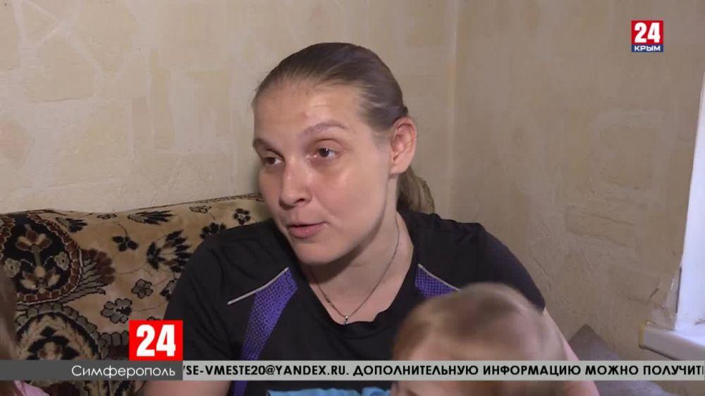 Активисты Общероссийского народного фронта поздравили многодетные семьи