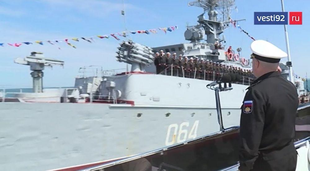 На Черноморском флоте стартовал летний период обучения