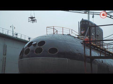 До конца года на плавдоках 13-го судоремонтного завода отремонтируют подлодку «Алроса» и МРК «Бора» (СЮЖЕТ)
