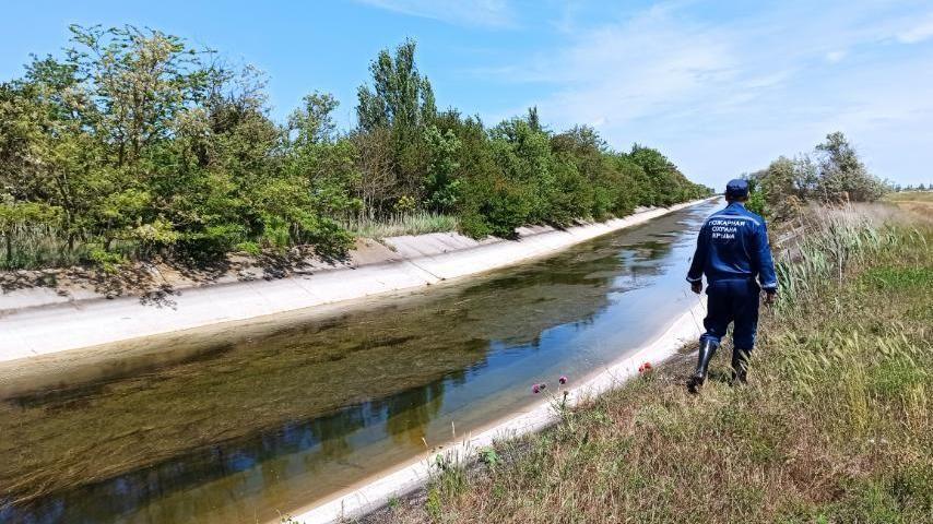 Тело пропавшей в Крыму девочки нашли на дне Северо-Крымского канала