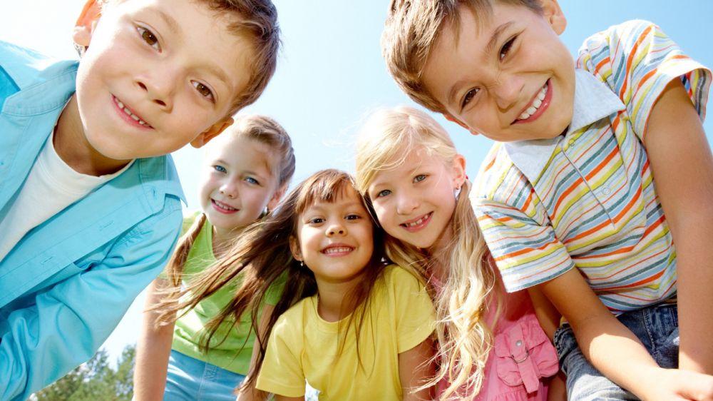 Онлайн-выставка детских фотографий