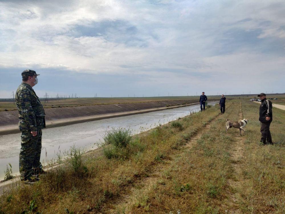 Пропавшего в Крыму 6-летнего ребенка ищут более 100 человек