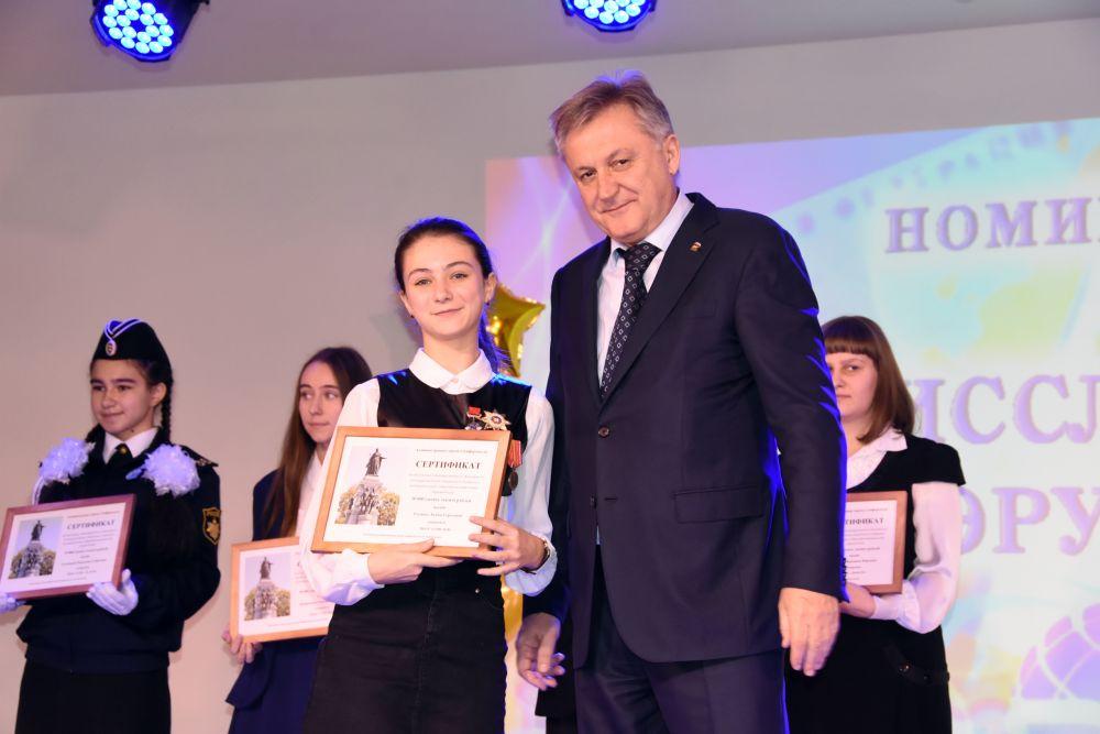Симферополь гордится своими юными дарованиями