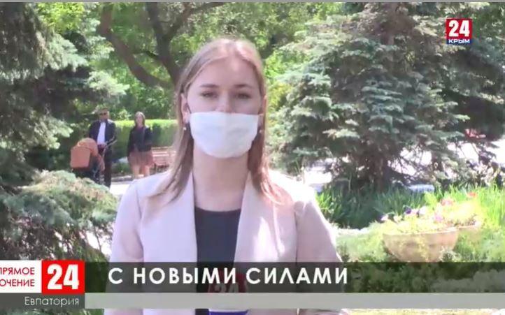 В Крыму начинают работу кафе и рестораны, имеющие открытые террасы