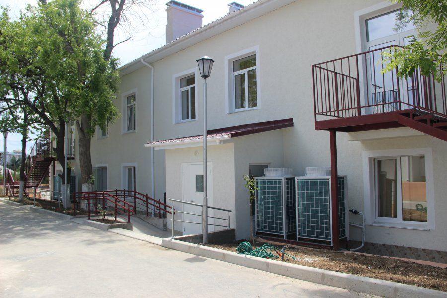 В Севастополе капитально отремонтировали социальный приют для детей и подростков
