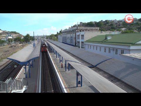 Пассажиры поезда «Санкт-Петербург — Севастополь» прошли бесплатное ПЦР-исследование на COVID-19 (СЮЖЕТ)