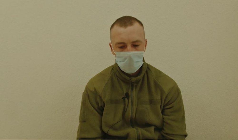 Задержан нетрезвый военнослужащий Украины