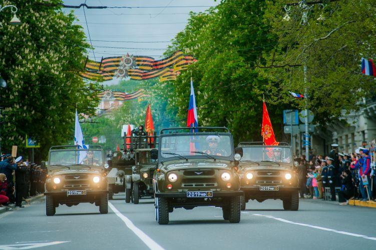 В Севастополе состоится Парад Победы. Как и в Москве — 24 июня