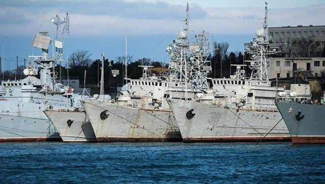 В Госдуме призвали убрать украинские корабли из Севастополя