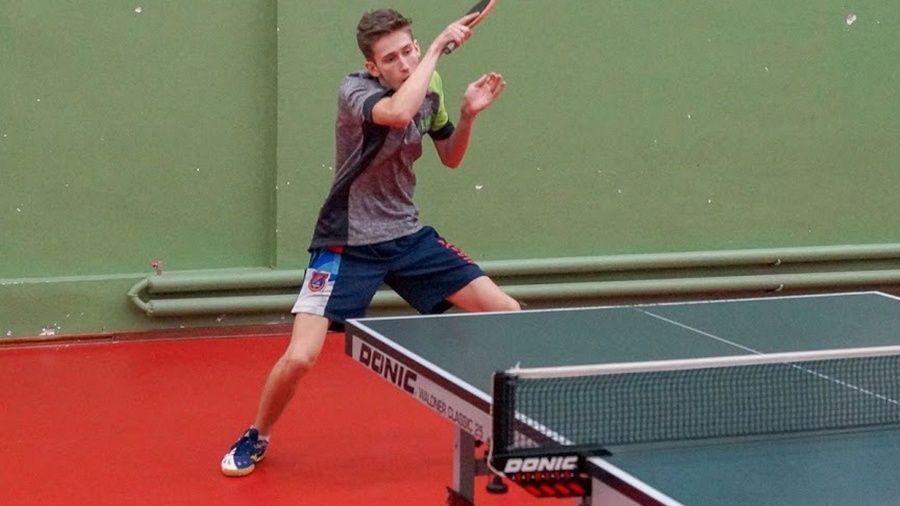 В Крыму появился первый мастер спорта России по настольному теннису