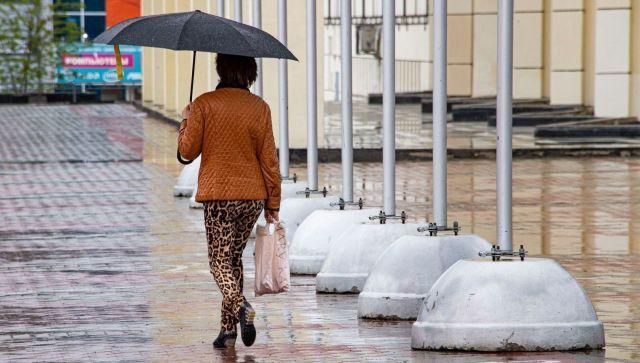 Заливает: синоптики рассказали о погоде в Крыму во вторник