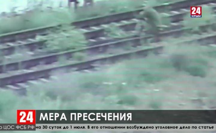 В Симферополе избрали меру пресечения для украинского военного, который незаконно пересёк госграницу РФ