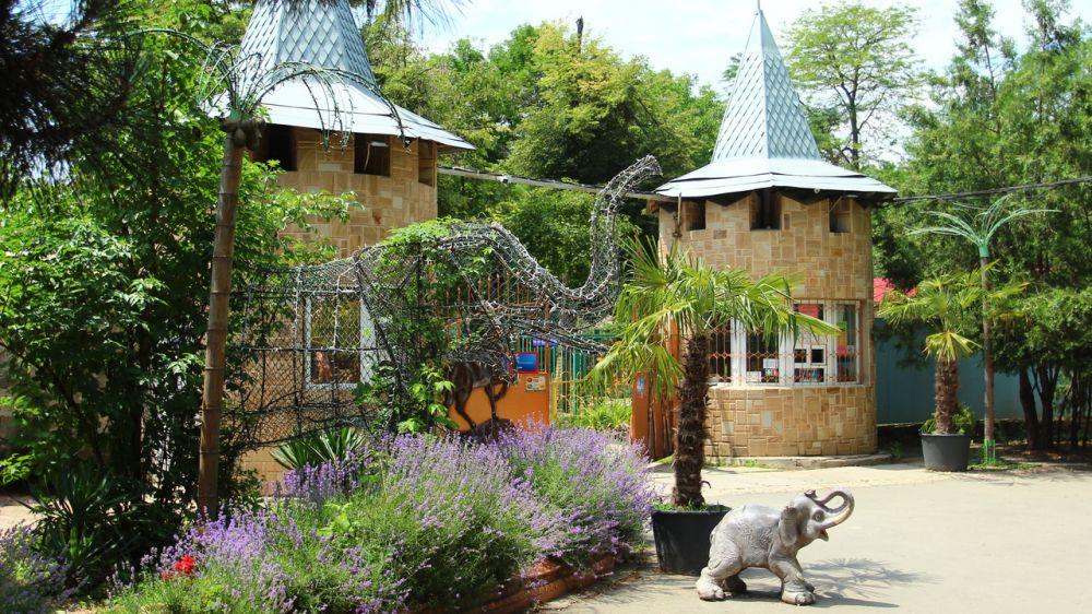 В Детском парке возобновил работу зооуголок