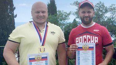 Четыре севастопольских спортсмена стали мастерами спорта России