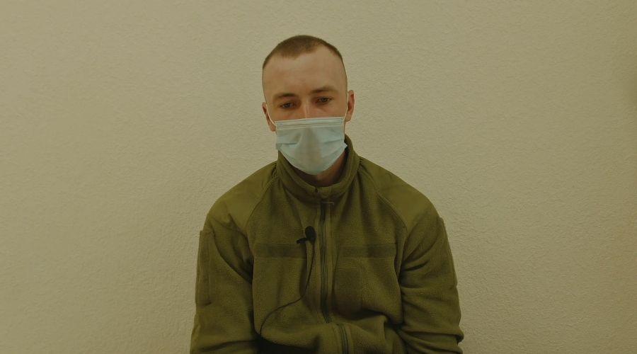 Нарушивший госграницу украинский солдат арестован крымским судом на месяц