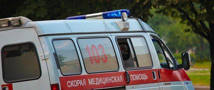 В Симферопольском районе КАМАЗ сбил пожилую женщину
