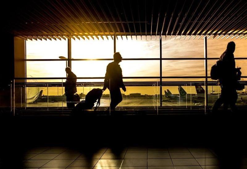 Симферопольский аэропорт в мае принял на 90% меньше пассажиров