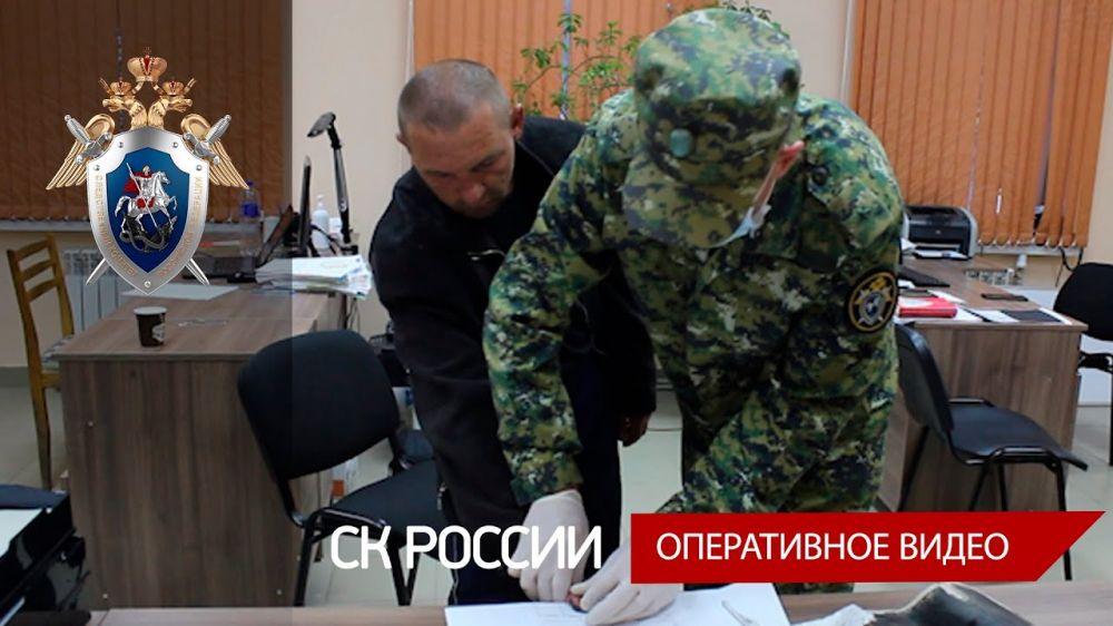Насильник и убийца 6-летней девочки в Крыму дал показания на месте