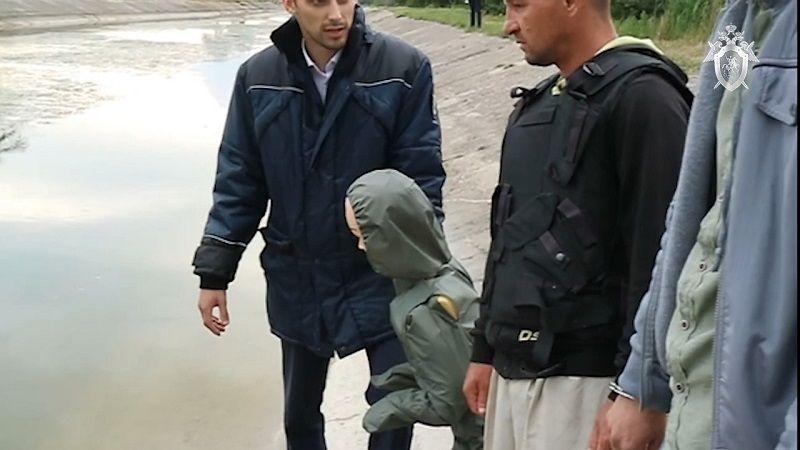 Суд взял под стражу обвиняемого в убийстве и изнасиловании шестилетней девочки в Крыму