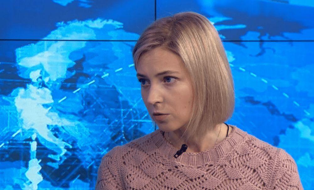 Украина готова перекрыть крымчанам не только воду, но и воздух - Поклонская