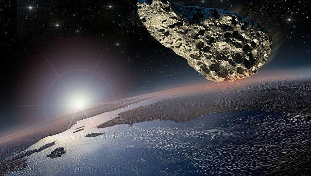 Крымский ученый оценил предупреждения NASA об астероиде