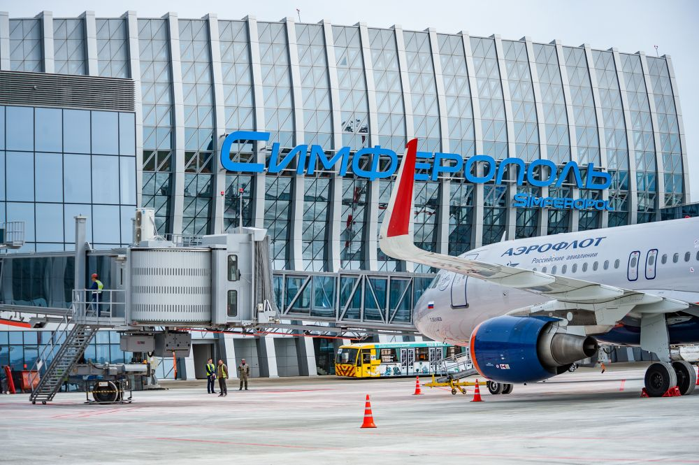 В аэропорту Симферополя зафиксирован антирекорд по пассажиропотоку