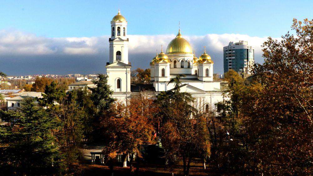В Симферополе будет благоустроено восемь общественных территорий