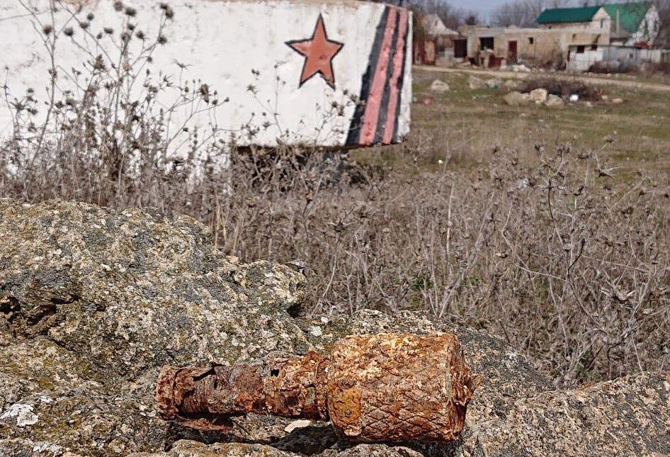 Севастополец получил условный срок за хранение гранат