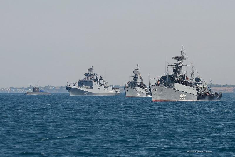 Ростех оборудует корабли ВМФ новейшим комплексом связи