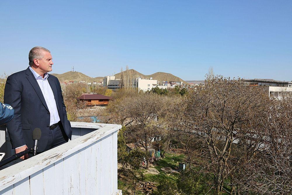 В Крыму подрядчикам не будут давать второй шанс