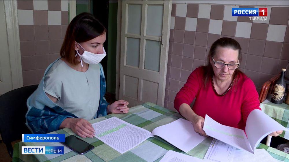 Крымчанка вынуждена бесплатно учить детей забытым ремеслам в помещении без газа и воды