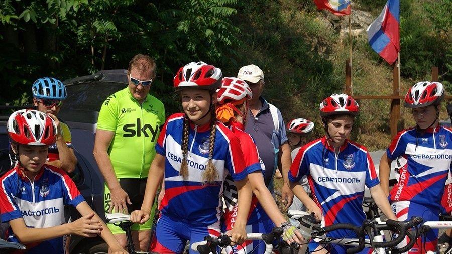 Сборная Севастополя по велоспорту возобновила подготовку ко всероссийским соревнованиям