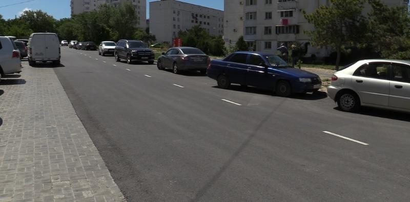 В Севастополе в рамках нацпроекта завершен ремонт двух дорог